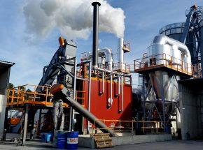 Generación de gases calientes